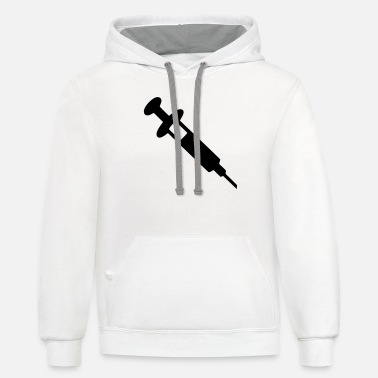 Injection Injection - Unisex Two-Tone Hoodie