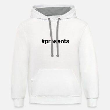 Present PRESENTS - Unisex Two-Tone Hoodie