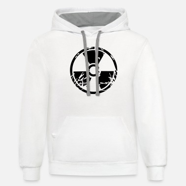 Nuclear nuclear - Unisex Two-Tone Hoodie