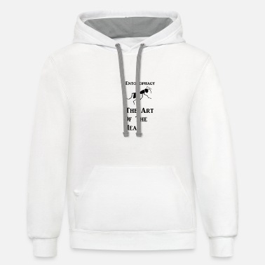 Art of the Meal - Unisex Two-Tone Hoodie