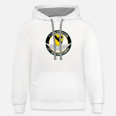 Aviation 227th Aviation - Unisex Two-Tone Hoodie