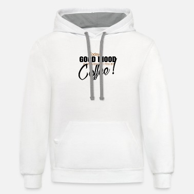 Mood Good mood - Unisex Two-Tone Hoodie