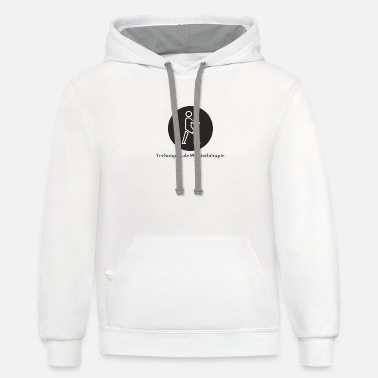 Physiotherapy Physiotherapy - Unisex Two-Tone Hoodie
