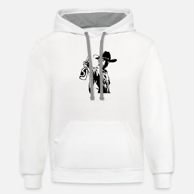 t-shirt rick grims - Unisex Two-Tone Hoodie