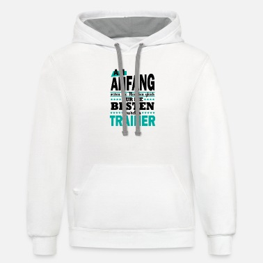 Science Student Coach sport school profession gift - Unisex Two-Tone Hoodie