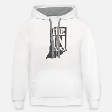 Crowds The In Crowd - Unisex Two-Tone Hoodie