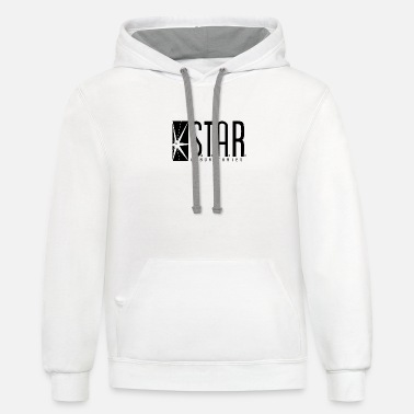Star star labs laboratories - Unisex Two-Tone Hoodie