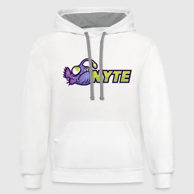 NICKATNYTE NYTE FISH 3 - Contrast Hoodie