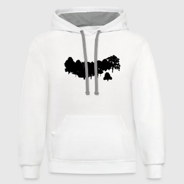Forest - Contrast Hoodie