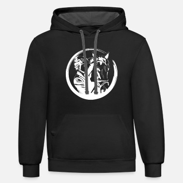 Equitation Horse riding equitation - Contrast Hoodie