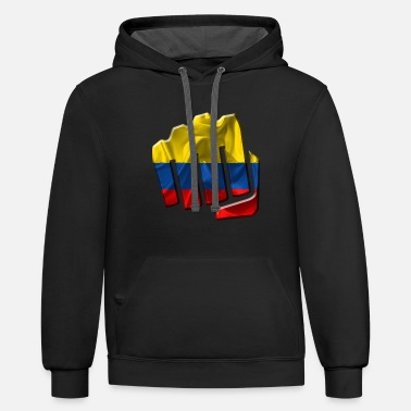 Colombia Colombia - Contrast Hoodie