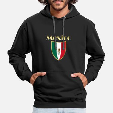 mexico t-shirt - Contrast Hoodie