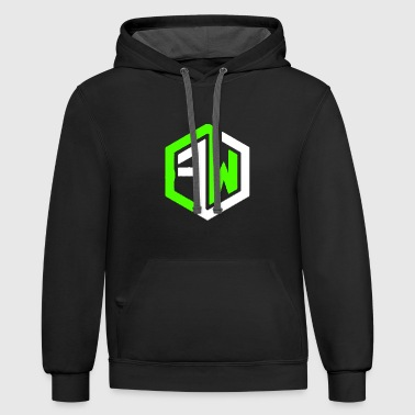 First Wave Gaming - Contrast Hoodie
