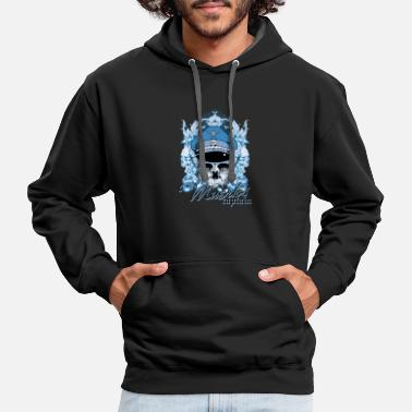 Stockman t shirt stock photography clip art Europea - Contrast Hoodie
