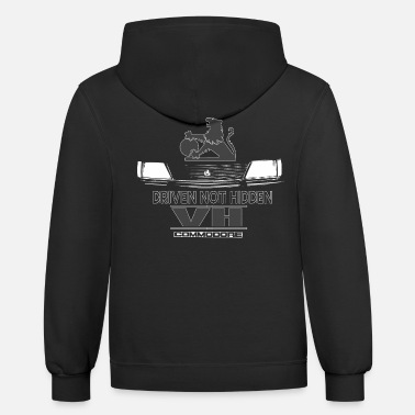 VH FRONT - Unisex Two-Tone Hoodie