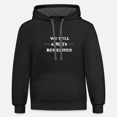 4th Of July 4th of july - Unisex Two-Tone Hoodie