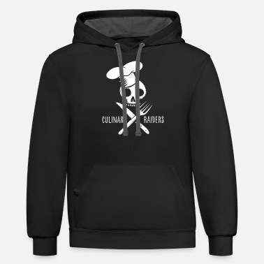 Culinary Culinary Chef - Unisex Two-Tone Hoodie