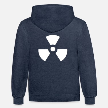 Nuclear Power nuclear power - Unisex Two-Tone Hoodie