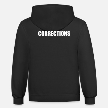 Department Of Corrections Corrections - Unisex Two-Tone Hoodie