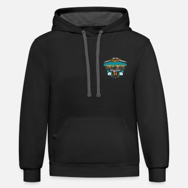 Custom Boards - Unisex Two-Tone Hoodie