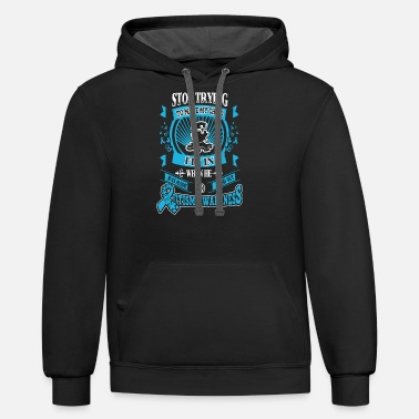 Autism Awareness Day Autism Awareness - Unisex Two-Tone Hoodie