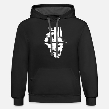 chicagoland tribune - Unisex Two-Tone Hoodie