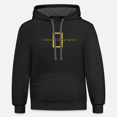 Geographic national geographic - Unisex Two-Tone Hoodie