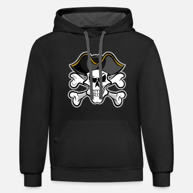 Pirate Party Halloween Pirate Party for Pirate Party's - Unisex Two-Tone Hoodie