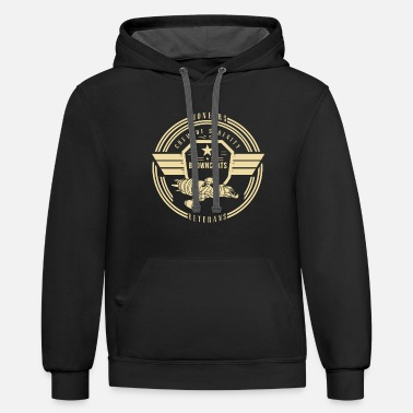 Serenity Firefly Crew of Serenity Firefly - Unisex Two-Tone Hoodie