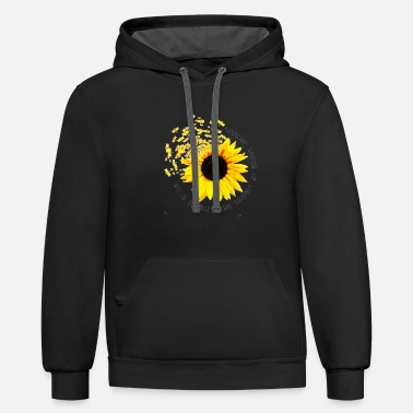 Wisdom Whisper words of wisdom let it be let it be T Shir - Unisex Two-Tone Hoodie