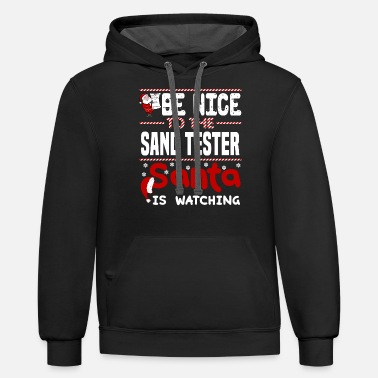 Sand Tester Sand Tester - Unisex Two-Tone Hoodie