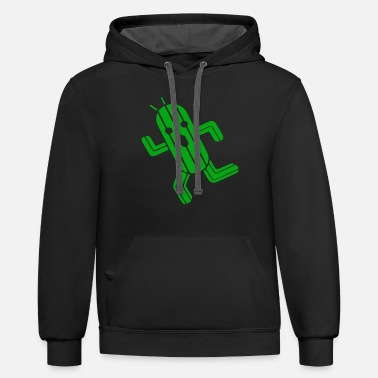 Fantasy CACTUAR FINAL FANTASY Cacti cloud chocobo tee game - Unisex Two-Tone Hoodie