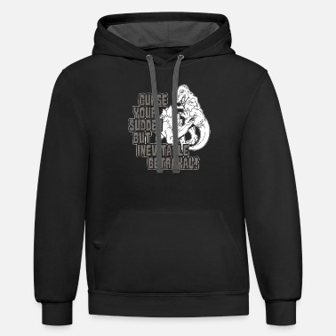 Betrayal Curse Your Sudden But Inevitable Betrayal - Unisex Two-Tone Hoodie