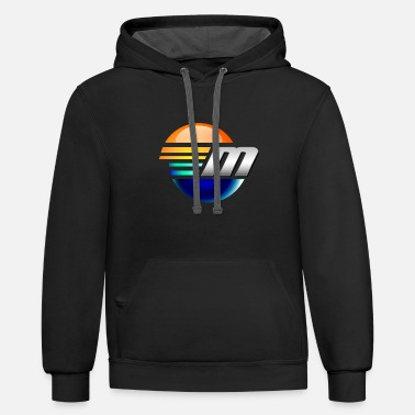 Performance Malibu Performance Power Boats - Unisex Two-Tone Hoodie