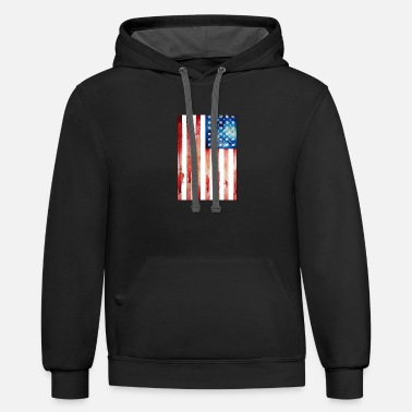 New Age New Age of Slavery - Unisex Two-Tone Hoodie