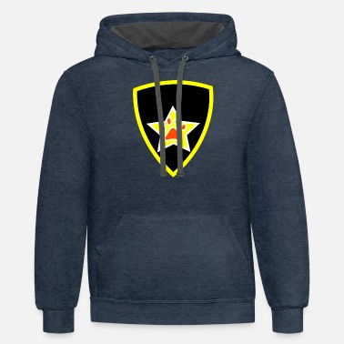 Coat Of Arms coat of arms - Unisex Two-Tone Hoodie