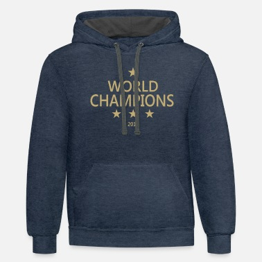 World Champion World Champions - Unisex Two-Tone Hoodie