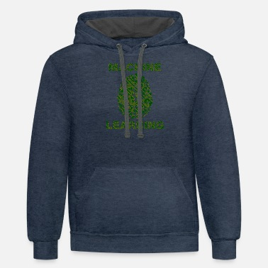 Machine Learning - Unisex Two-Tone Hoodie