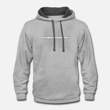 Production Year DeadGrunt Production - Contrast Hoodie