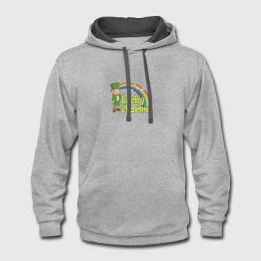 Lucky Charms - Contrast Hoodie