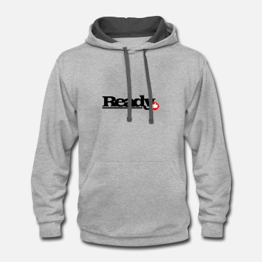 Ready Ready - Contrast Hoodie