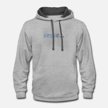 Swell Swell - Contrast Hoodie
