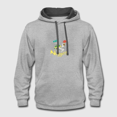 The Nuggets - Contrast Hoodie