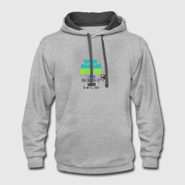 Range manager - Contrast Hoodie