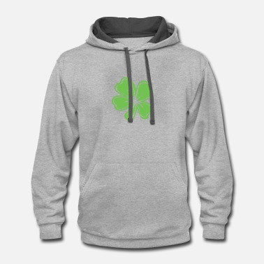 Irish Music Irish - Contrast Hoodie