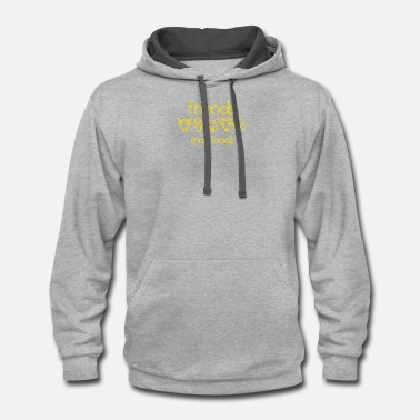 Animal Lover Animal Lover - Unisex Two-Tone Hoodie