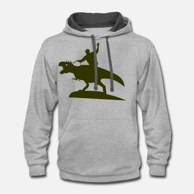 Transport my transport - Unisex Two-Tone Hoodie