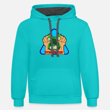 Stewiepirate twitch - Unisex Two-Tone Hoodie