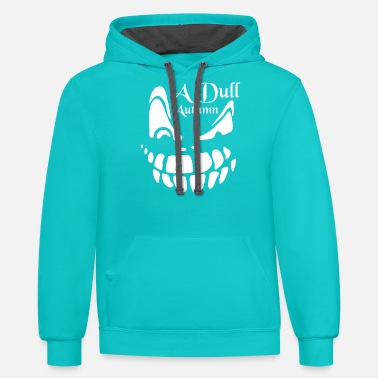 Dull A Dull Scary - Unisex Two-Tone Hoodie