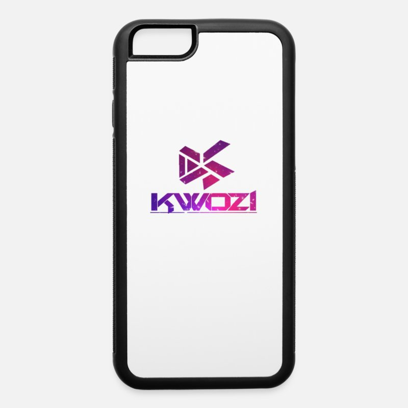 Iphone Faze iPhone Cases - DSyR Kwozi IPhone 6s/plus case - iPhone 6 Case white/black